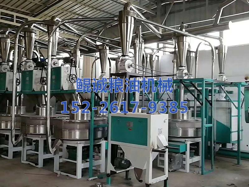 日产20吨小麦石磨betway登录网址